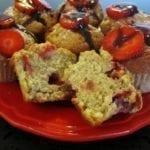Muffiny bananowo-orkiszowe z truskawkami i nasz udział w Pytaniu na Śniadanie