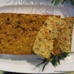 Babka z kaszy jaglanej i komosy ryżowej (bezglutenowa)