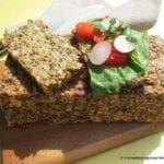 Chleb który odmienia życie (bez mąki, wegański, bezglutenowy)