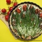 Tarta szparagowa łąka z serii nie dla alergika