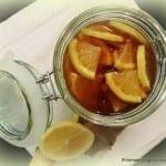 MAGiczna mikstura czyli Miód z cytryną i imbirem na jesienne dni