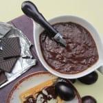 Czekośliwka – domowy rarytas (zawiera kakao)
