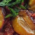 Komosa Ryżowa z Buraczkami na Wytrawnie