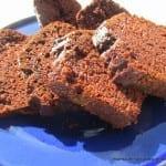 Babka czekoladowa (wegańska, z kakao)
