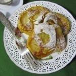 Racuchy drożdżowe z dynią i jabłkami (wegańskie)