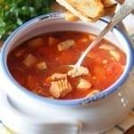 Najlepsza zupa rybna nie dla alergika
