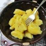 Kopytka z ziemniaków i dyni (bez jajek)
