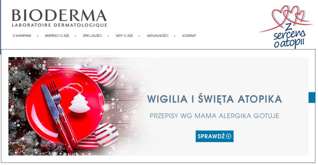 Wigilia Atopika
