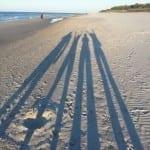 Dzień Taty i ciąg dalszy pobytu alergika nad morzem
