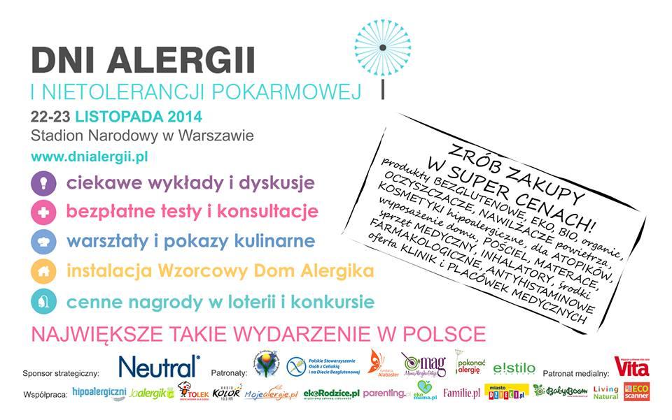 Dni alergii