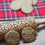 Kruche ciasteczka waniliowe Reniferki