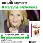 Pierwszy wieczór autorski z MAG w Empik Warszawa