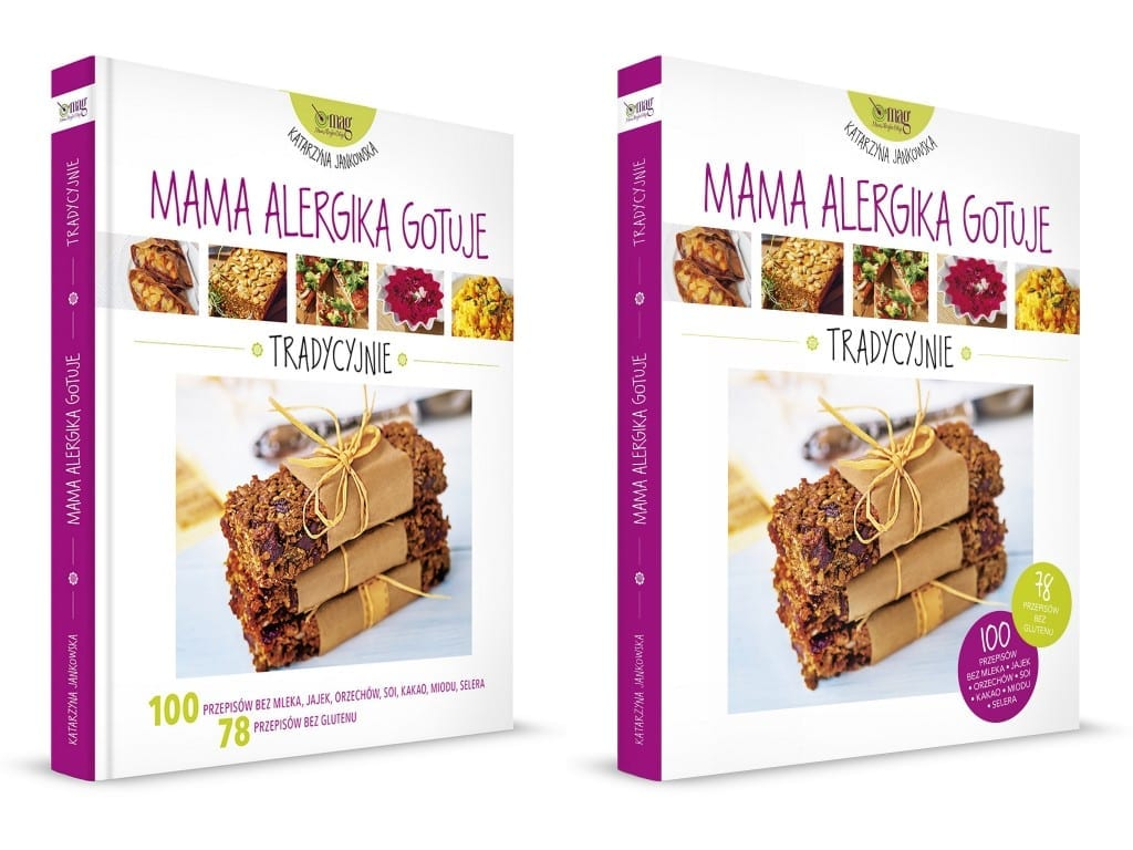 książka Mama Alergika Gotuje. Tradycyjnie