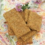 Chrupki chlebek sezamowy