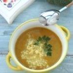 Jesienna zupa MAG
