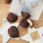 Czekokasztanki czyli kasztany jadalne w czekoladzie