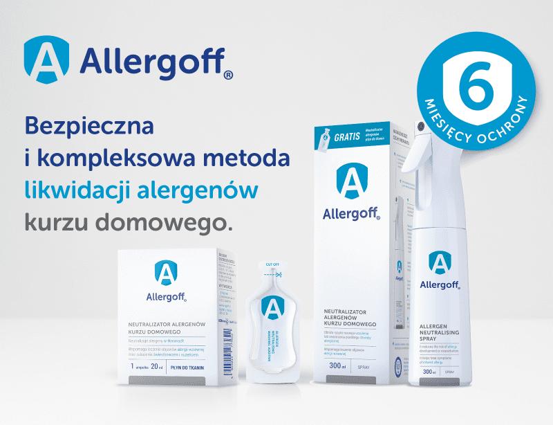 W superbly Alergia na roztocze kurzu domowego | Mama Alergika Gotuje NZ23