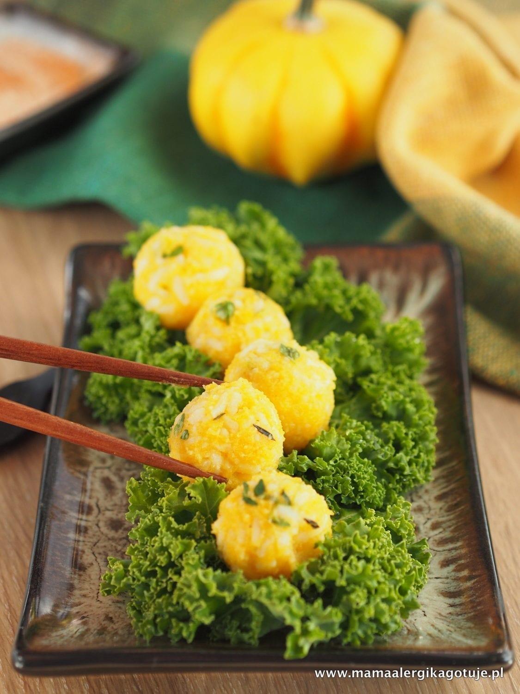 Ryżowe kulki a'la sushi