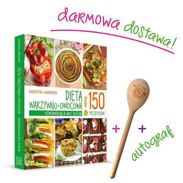 Dieta warzywno-owocowa książka