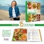Dieta warzywno-owocowa premiera książki Katarzyny Jankowskiej
