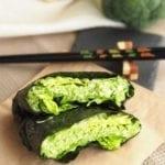 Warzywna sushi kanapka – dieta warzywno-owocowa