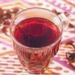 Herbata z hibiskusa na odporność
