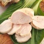 Domowa wędlina z kurczaka, alergia na mięso